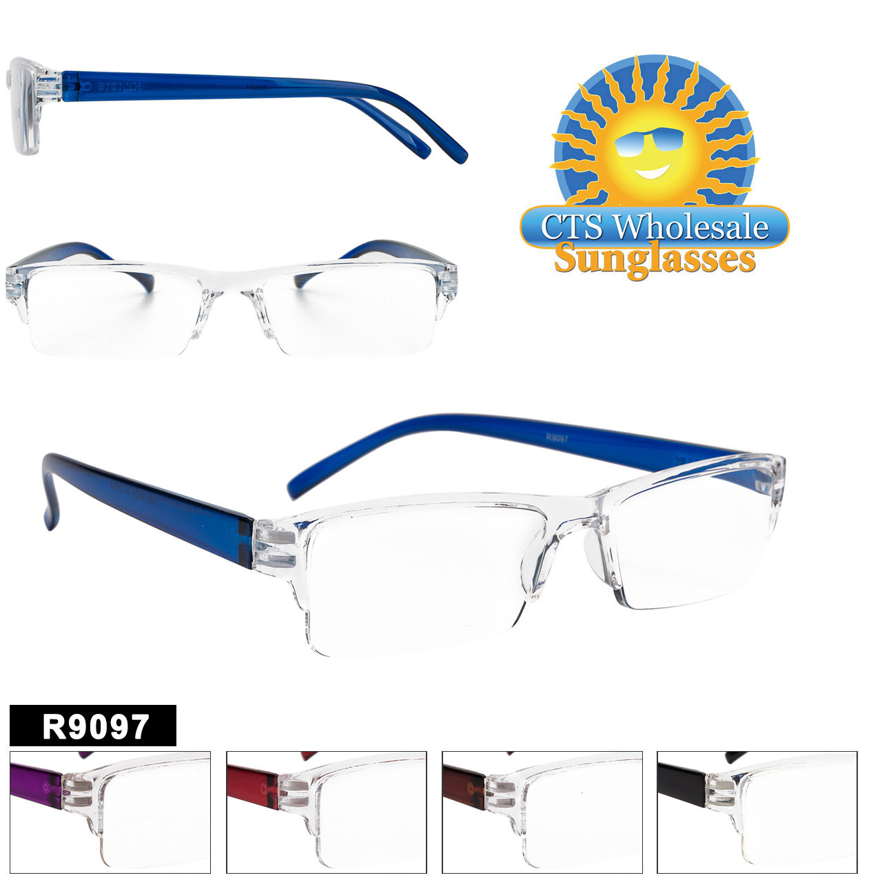 Cheap Reading Glasses - R9097
