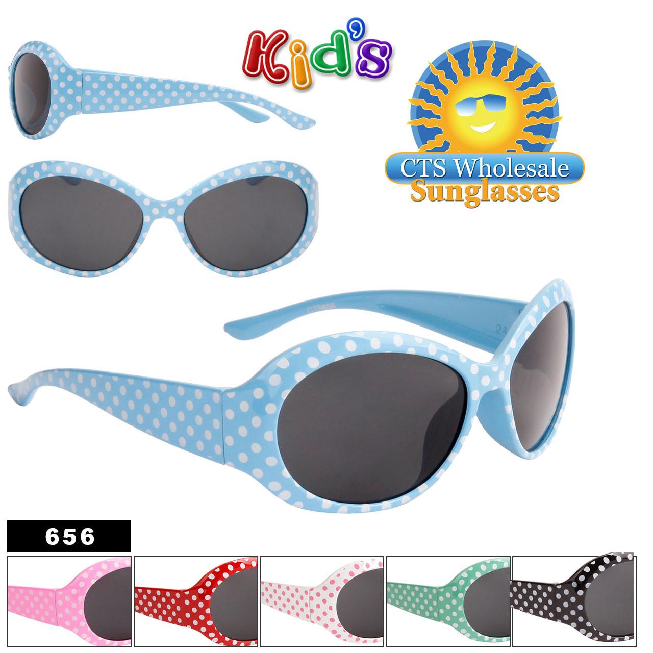 Wholesale Kid's Sunglasses 656