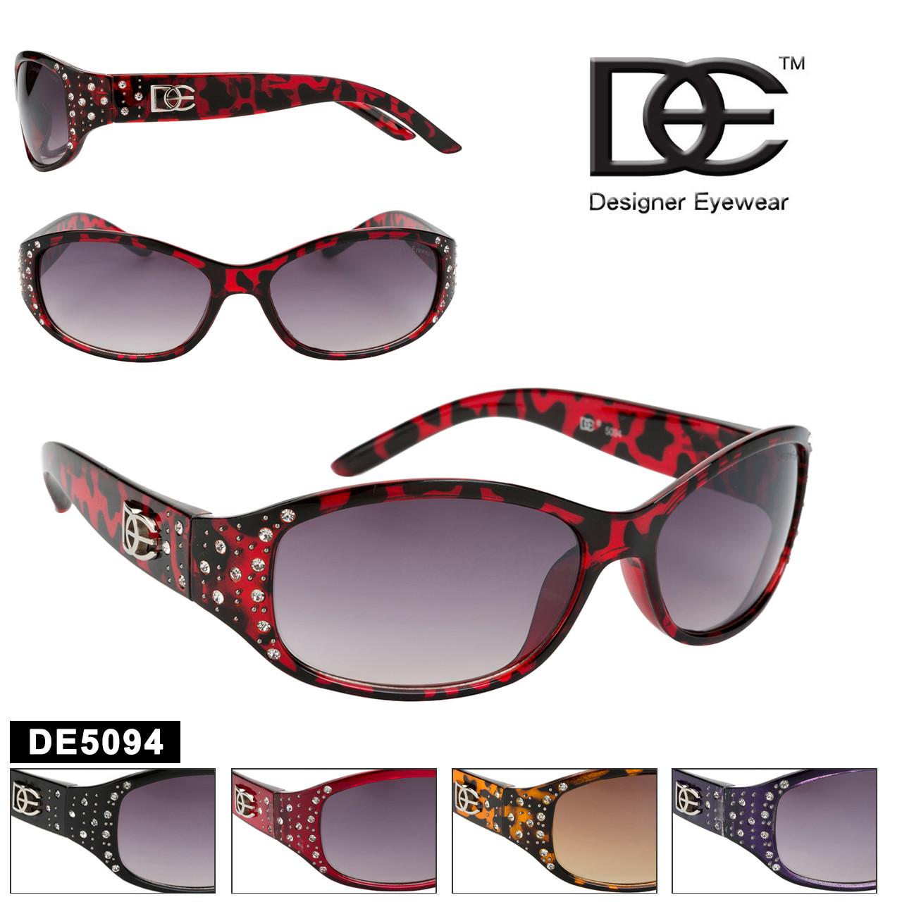 DE™ Rhinestone Sunglasses - Style #DE5094