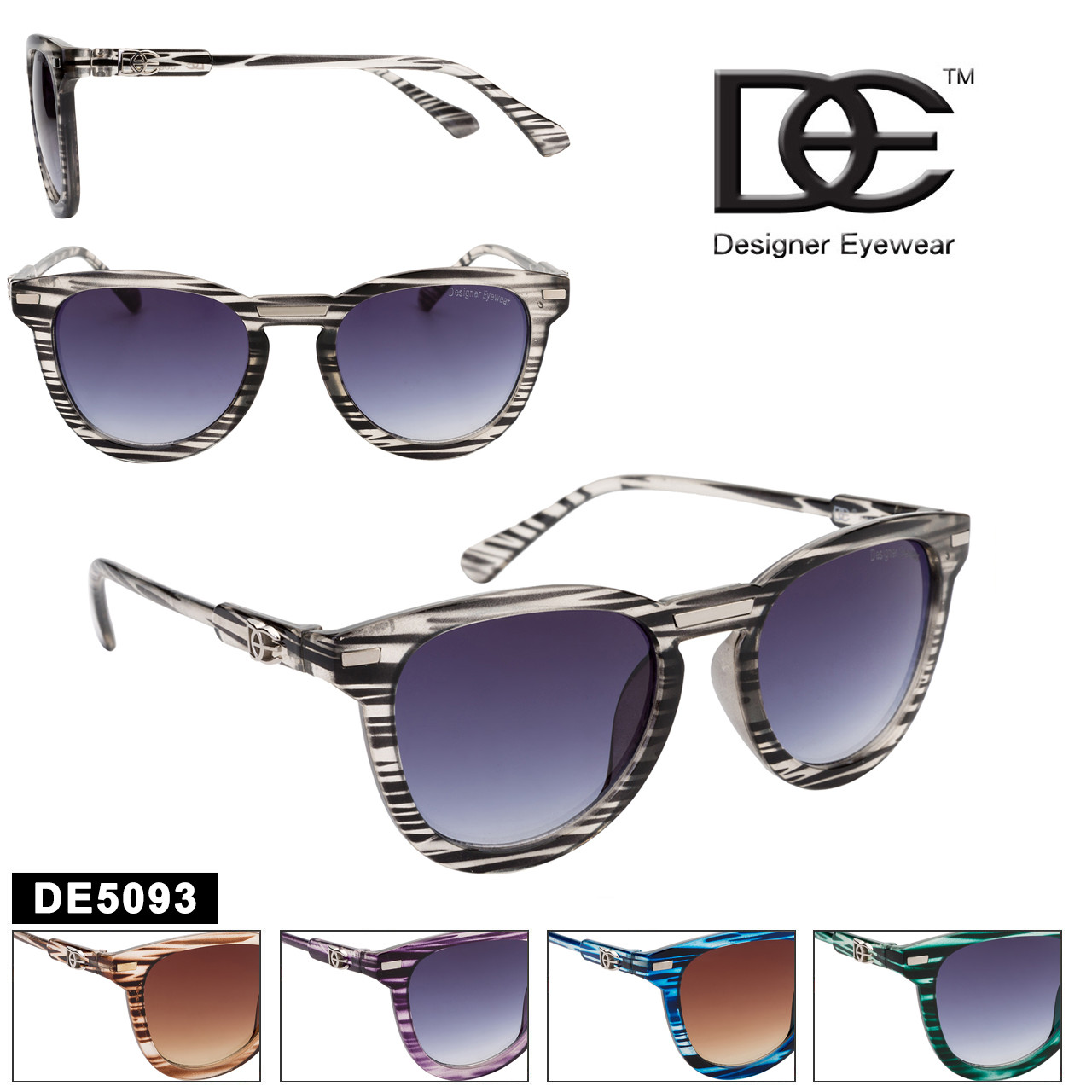 DE™ Fashion Sunglasses - Style #DE5093