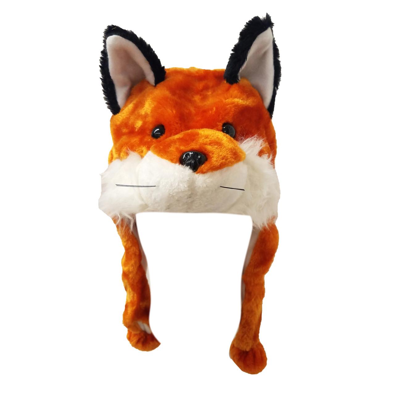 06faf36cf92 Fox animal hat a only each wholesale llc jpg 1280x1280 Fox animal hat