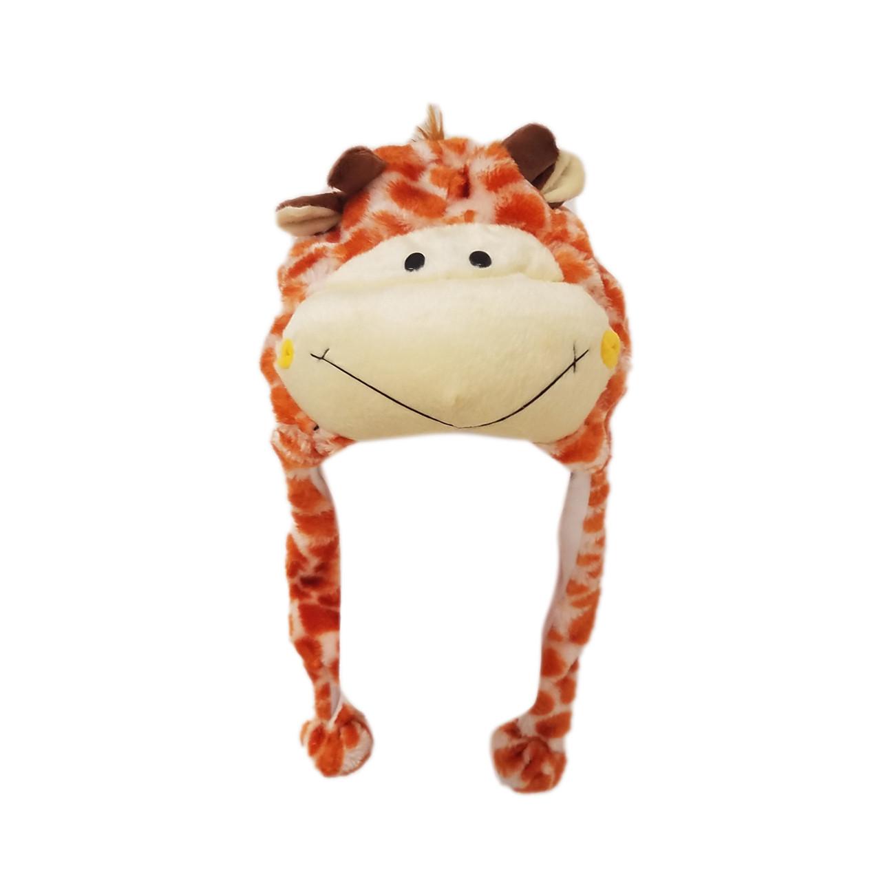 Wholesale Animal Hats   Giraffe