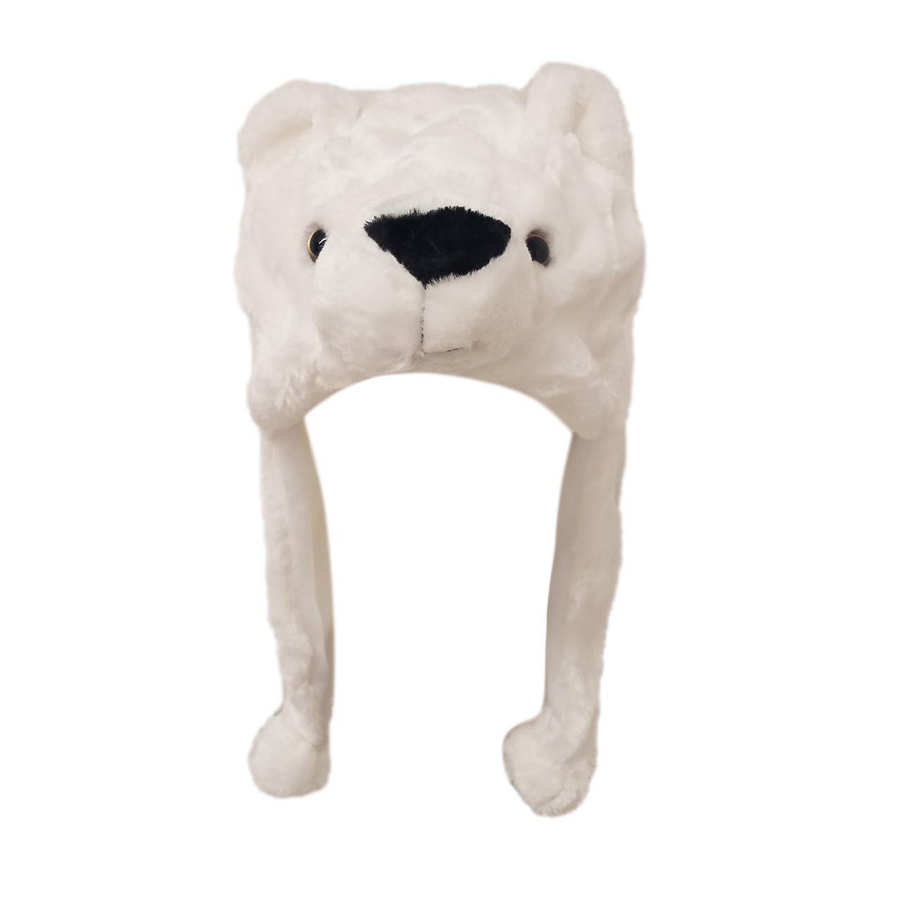 Wholesale Animal Hats   Polar Bear