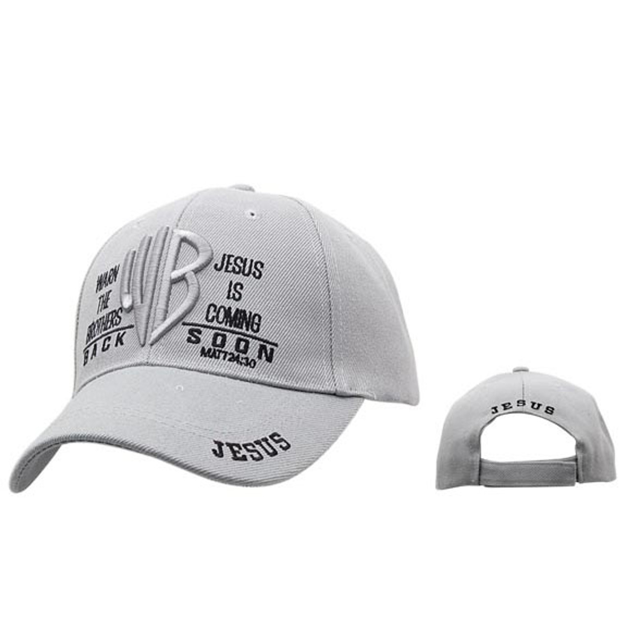 """Christian Ball Cap 