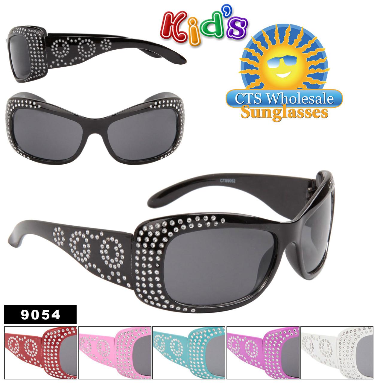 Wholesale Girls Sunglasses 9054