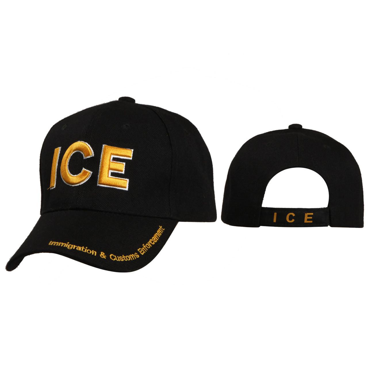 Wholesale Baseball Cap ~ ICE Immigration   Customs Enforcement ~ C1000 b252dca5b3c4