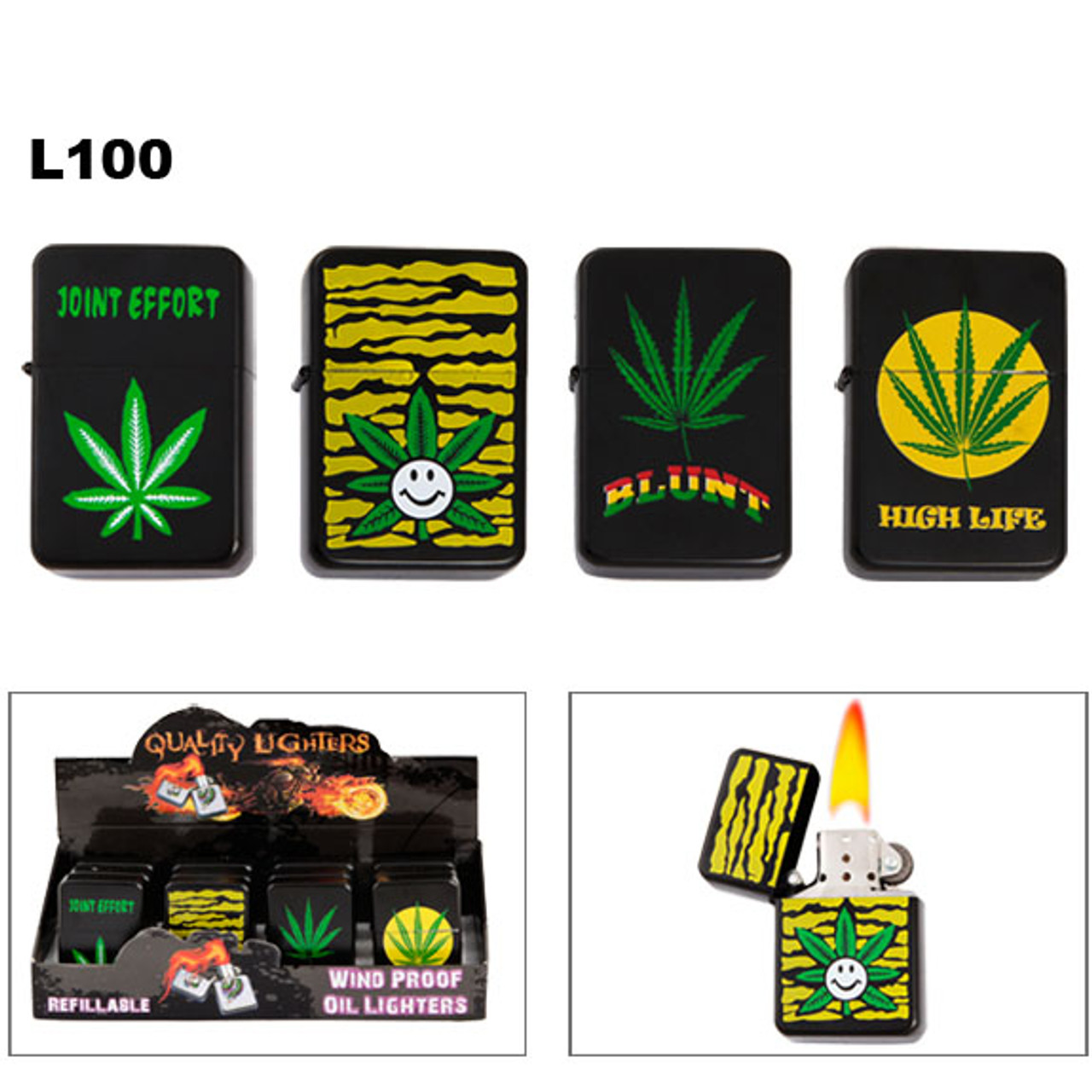 Wholesale Marijuana Lighters