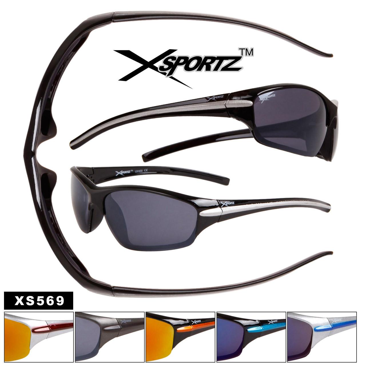 XS569 Sports Sunglasses