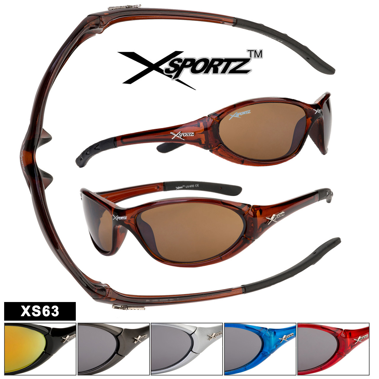 Xsportz Sport Sunglasses XS63
