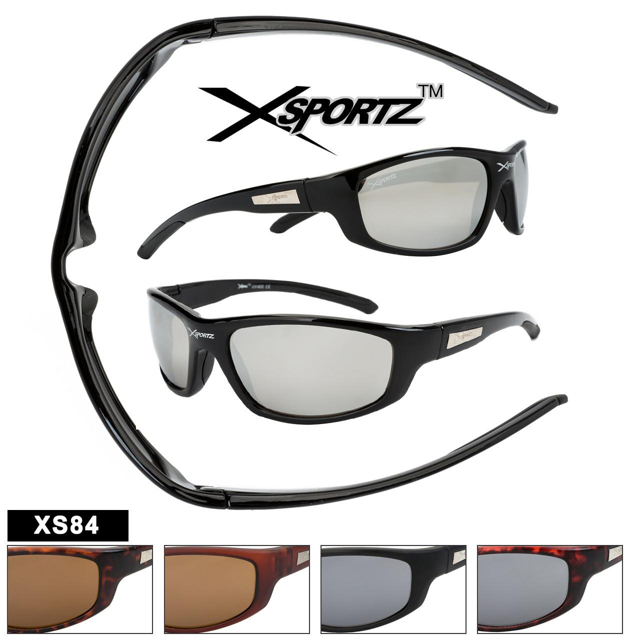 Men's Wholesale Sport Sunglasses XS84
