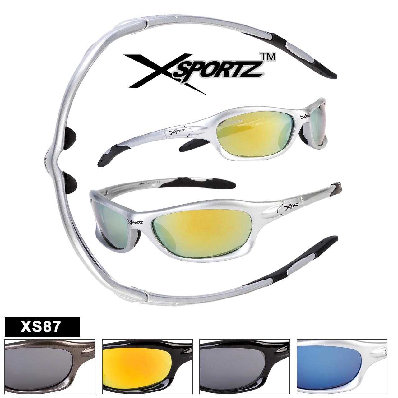 Xsportz Wholesale Sport Sunglasses XS87