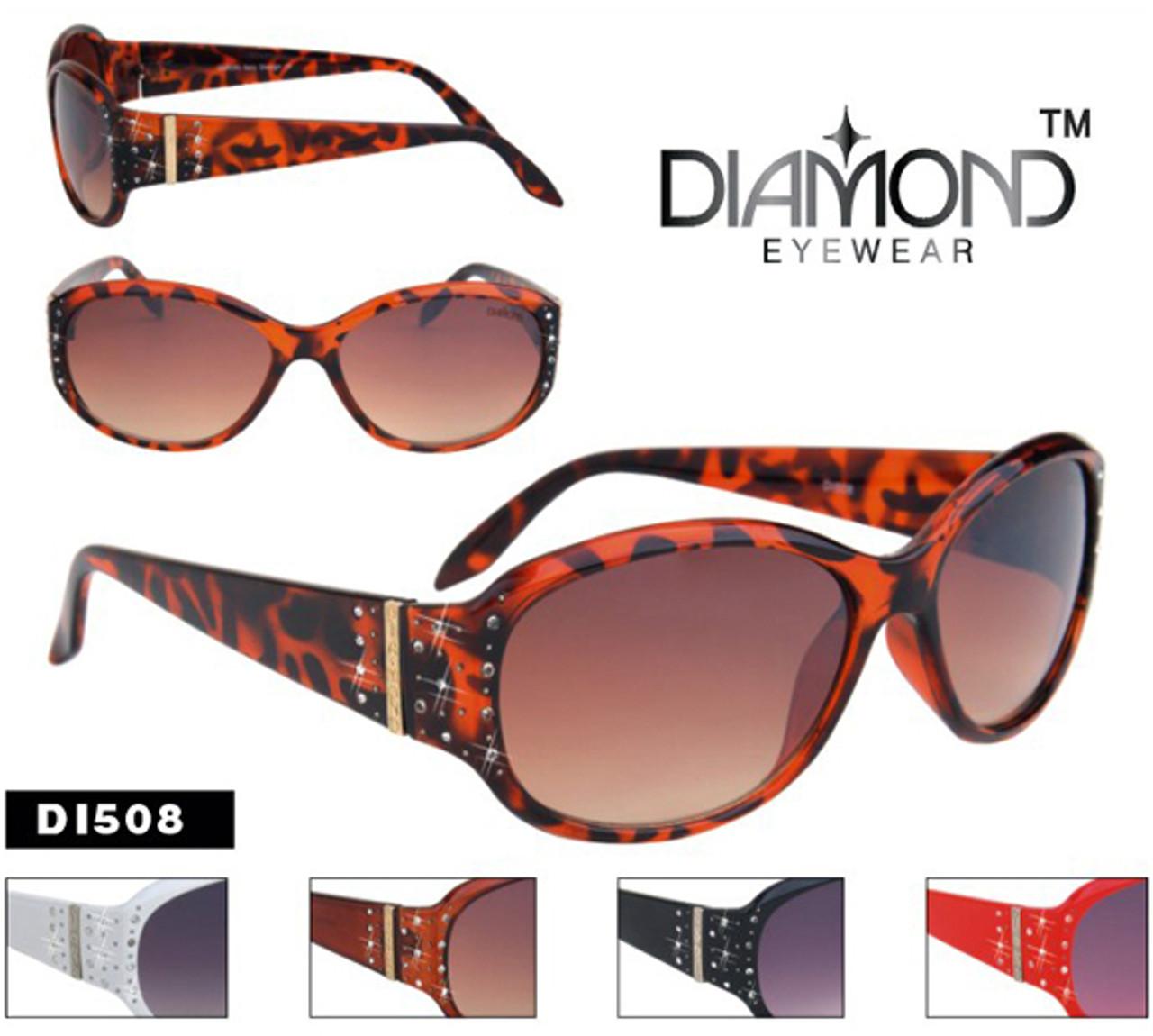 Wholesale Women's Diamond Eyewear DI508