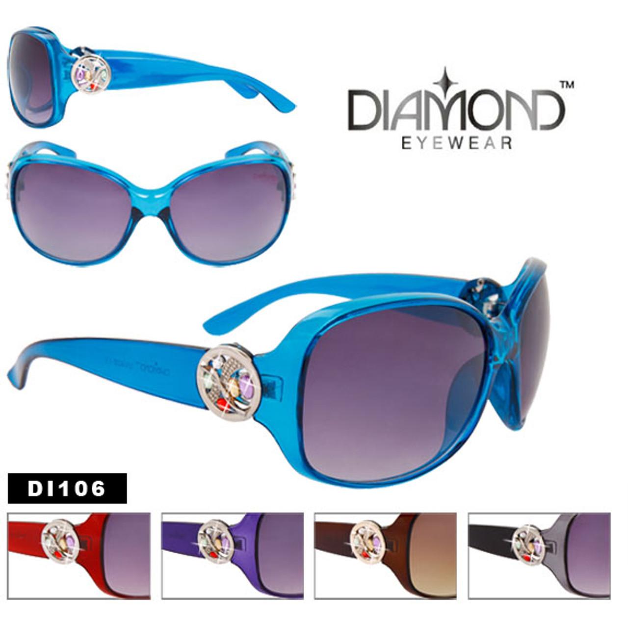 Women's Fashion Sunglasses   Diamond Eyewear