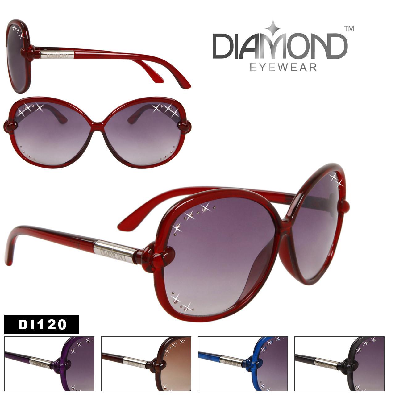 Rhinestone Sunglasses DI120
