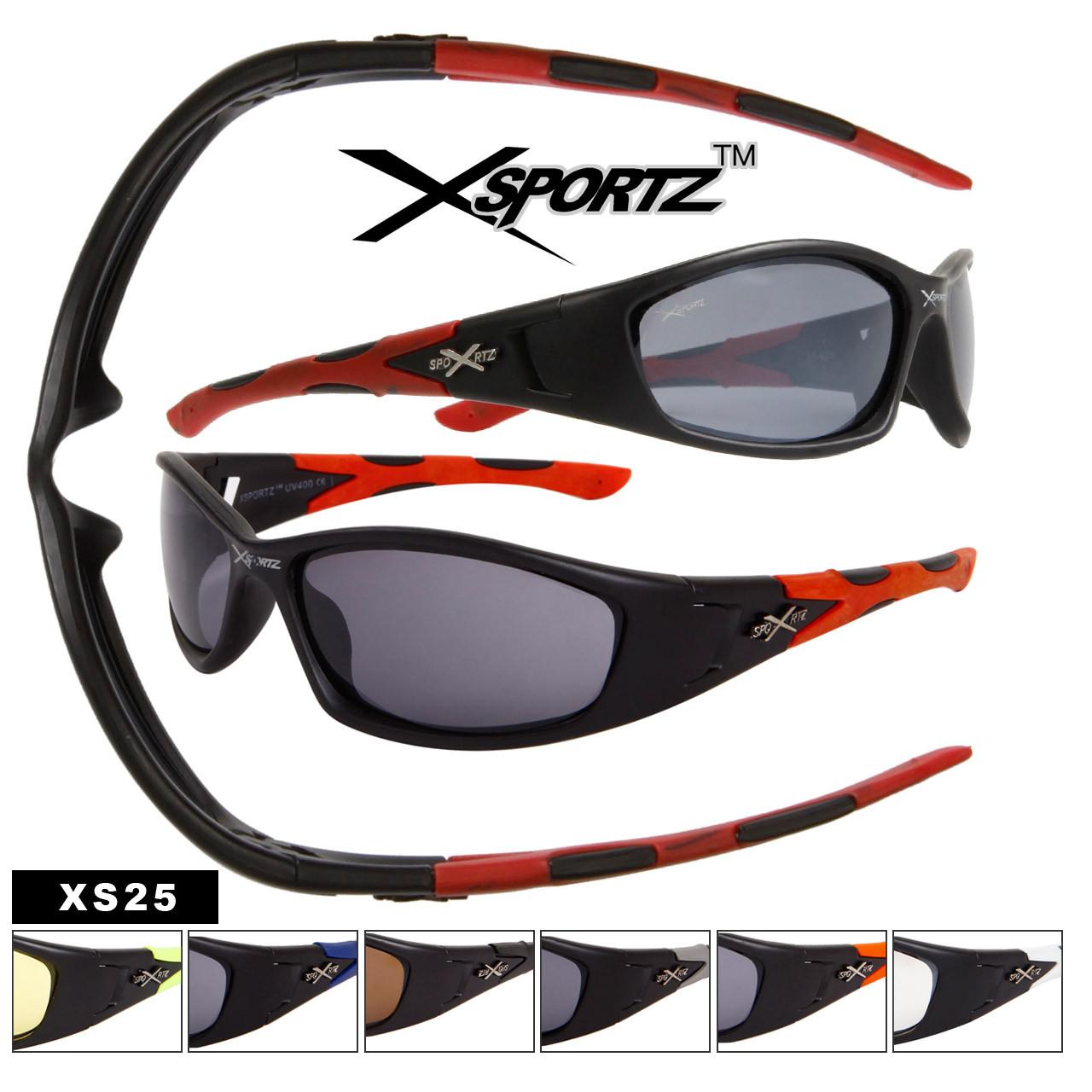 Xsportz™ Sport Sunglasses XS25