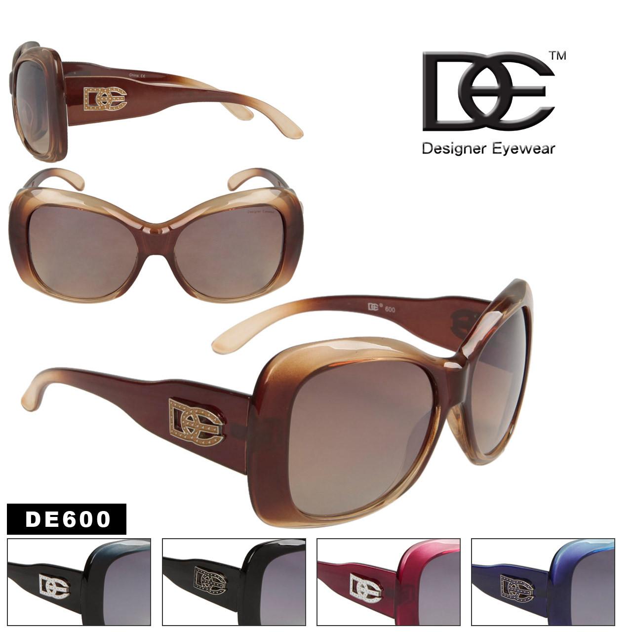 DE600 Ladies Designer Sunglasses