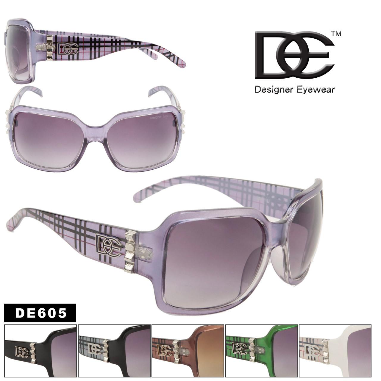 DE Designer Eyewear Fashion Sunglasses