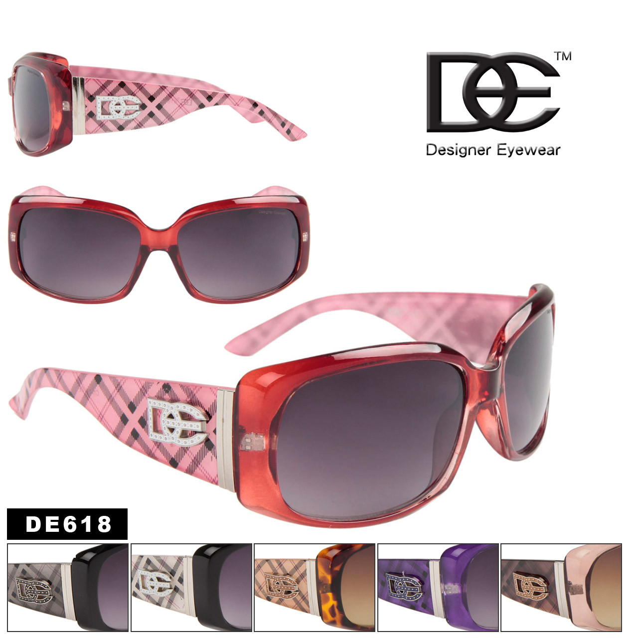 DE618 Fashion Sunglasses