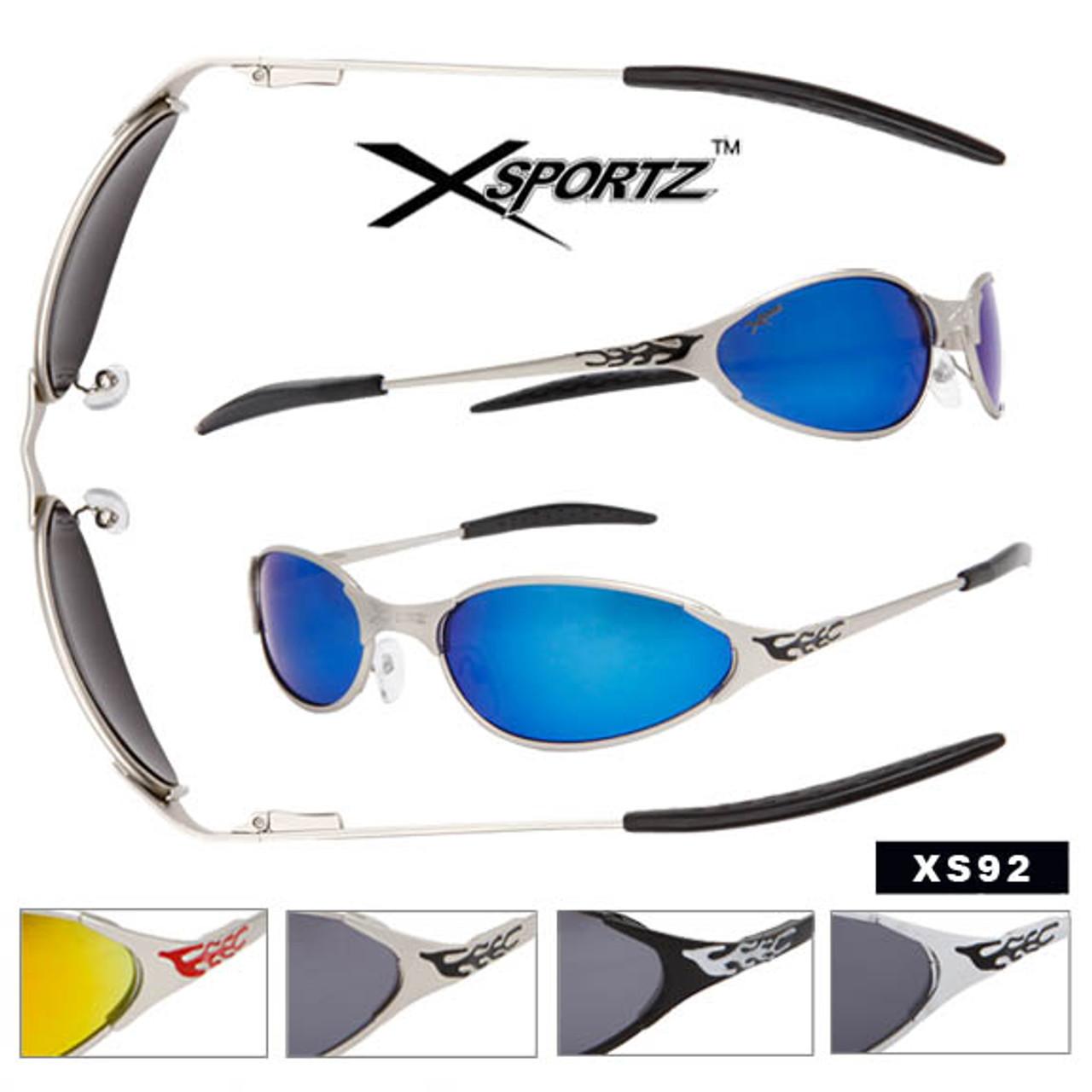 Flames Xsportz Sunglasses! XS92