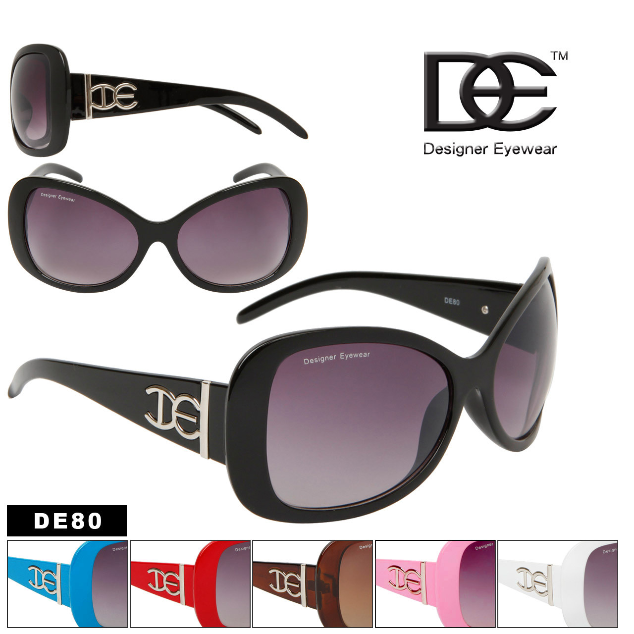 Fashion Sunglasses DE80