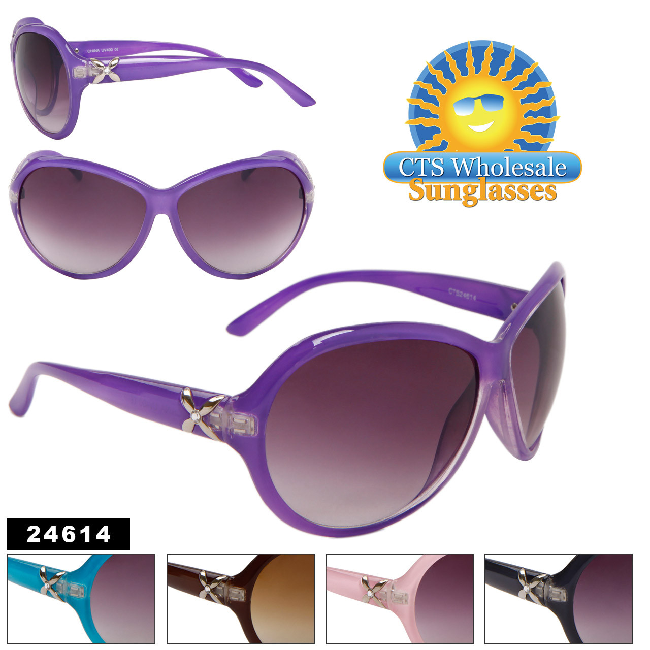 Fancy Fashion Sunglasses 24614