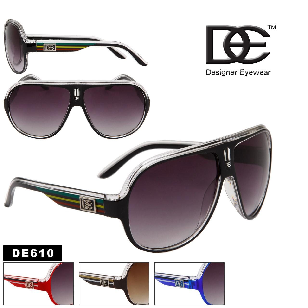 DE™ Designer Eyewear Wholesale Stunners - Style # DE610
