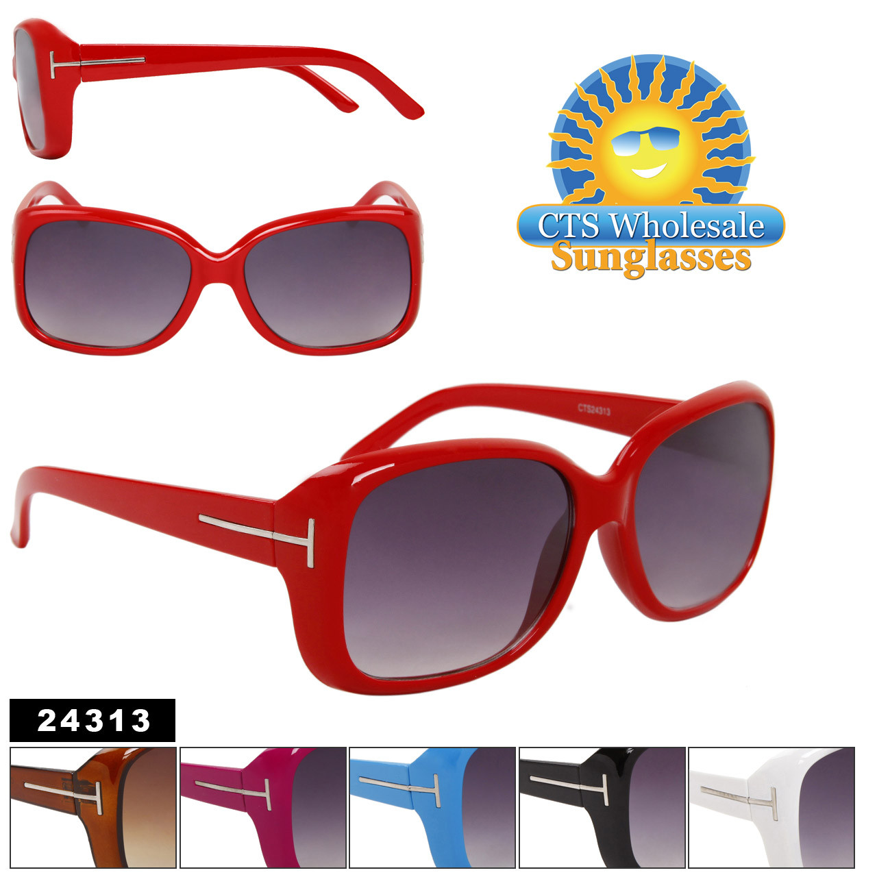 Fashion Wholesale Sunglasses 24313