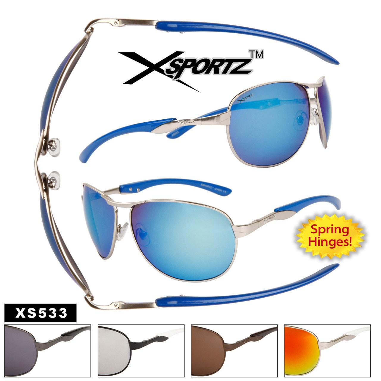 Wholesale Xsportz™ Sunglasses by the Dozen