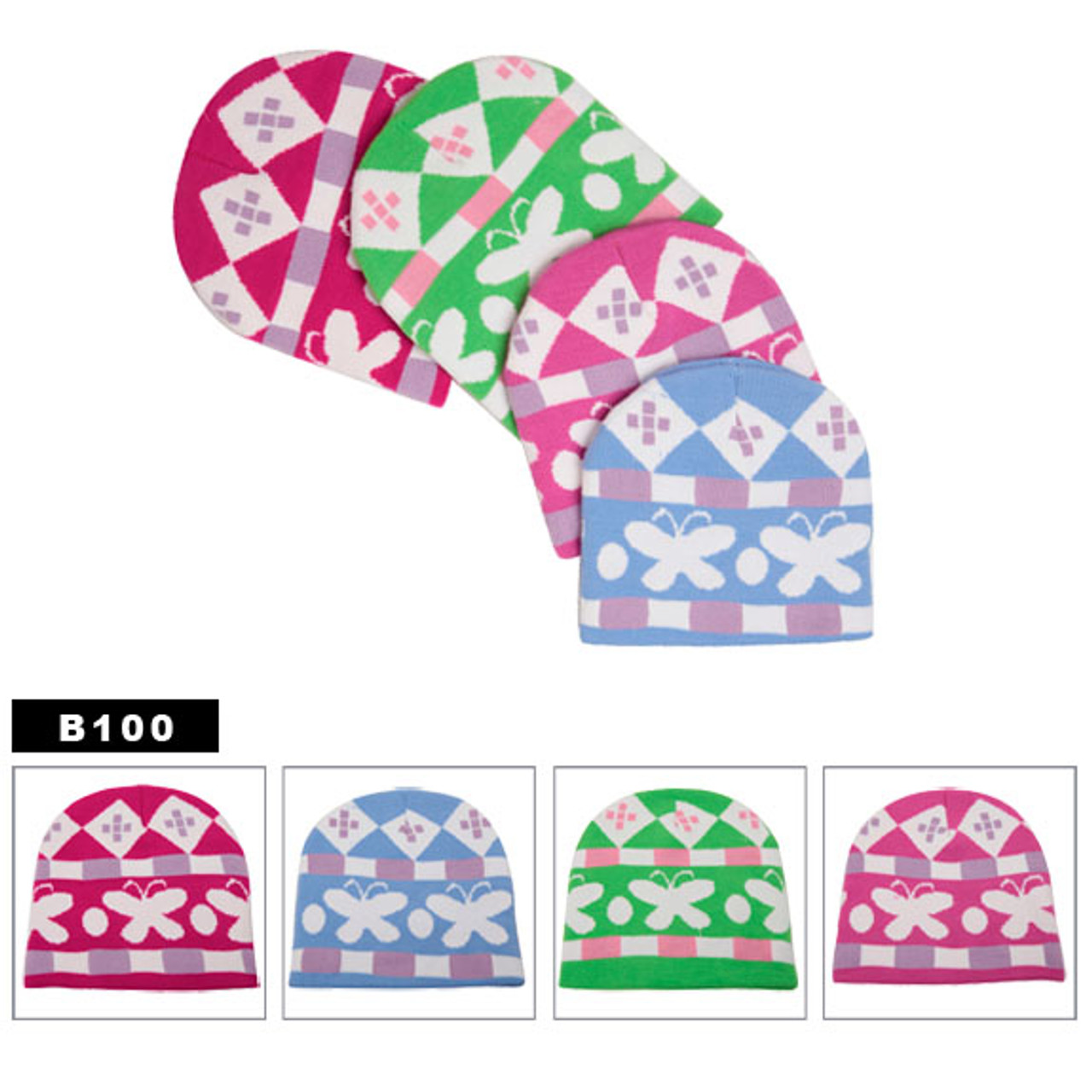 Cute Beanie Caps