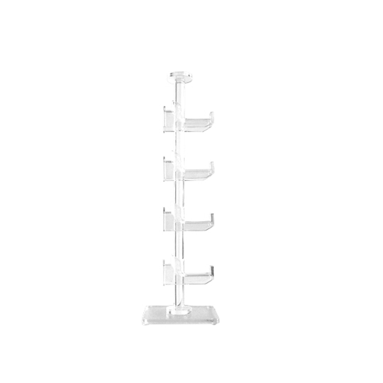 Acrylic Display Stand   Holds 4 Pair(s) 7055