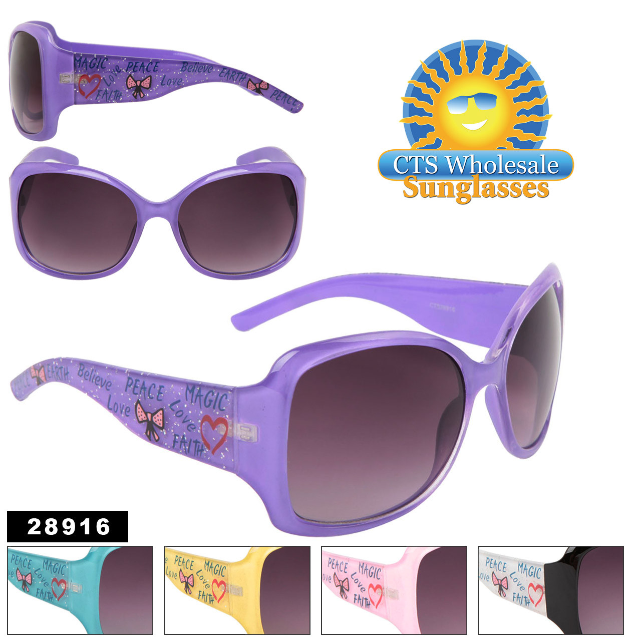 Cute New Women's Sunglasses 28916