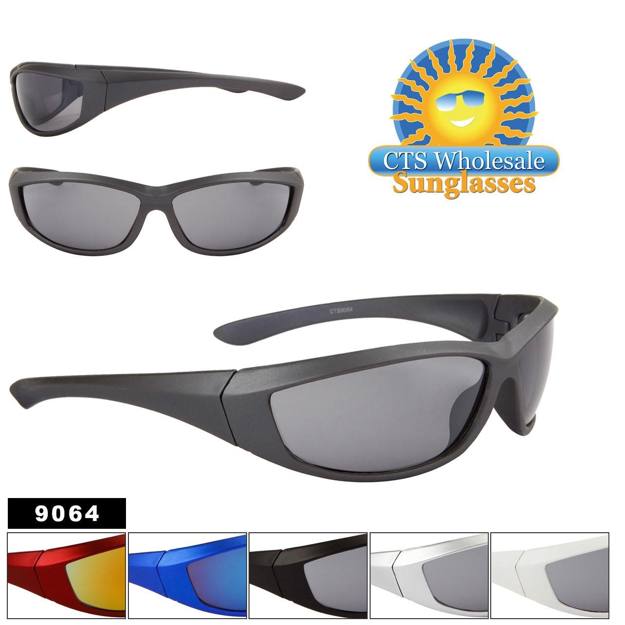 Wholesale Sports Sunglasses - Style #9064