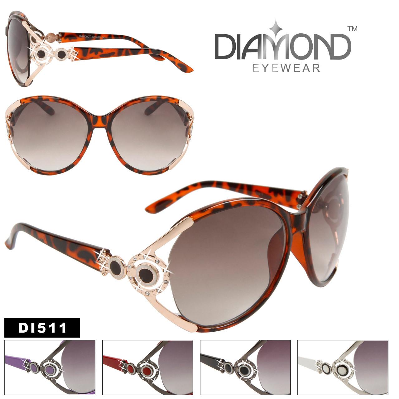 Attractive Diamond Eyewear Sunglasses DI511