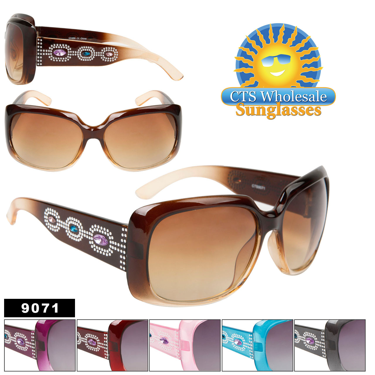 Women's Wholesale Sunglasses