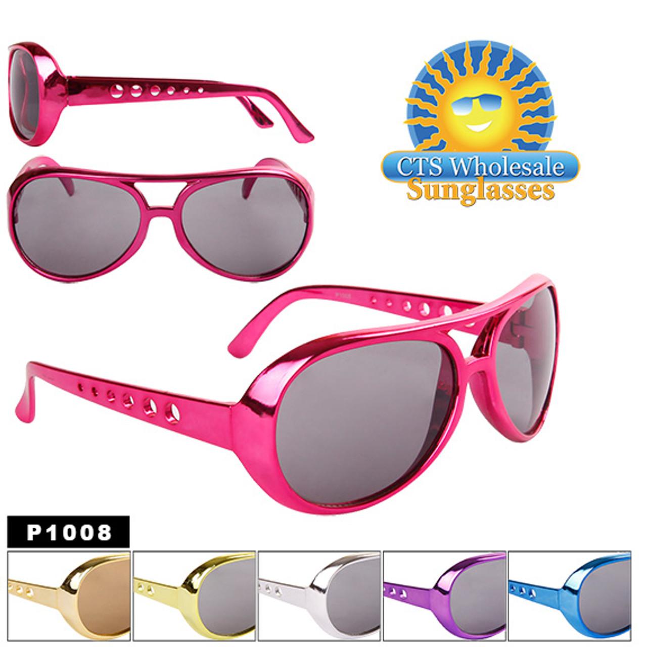 """Wholesale ~ """"Elvis"""" ~ Party Sunglasses P1008"""