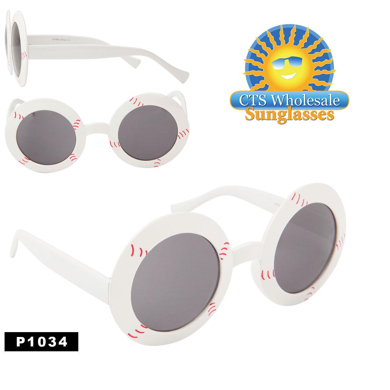 Baseball Party Sunglasses