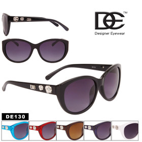 DE™ Designer Eyewear Bulk Cat Eye Sunglasses - Style #DE130