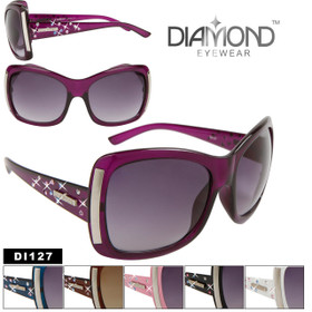 Wholesale Sunglasses with Rhinestones