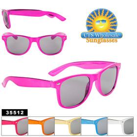 Bulk Unisex Classic Sunglasses - Style #35512