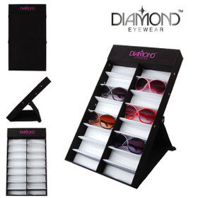 Diamond Eyewear Travel Display for Sunglasses 7065