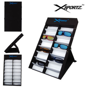 Xsportz Folding Sunglass Display 7064