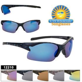 Camo Sport Sunglasses 12210
