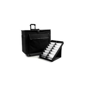 Traveling Suitcase & Displays 7033