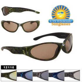 Camo Sport Sunglasses