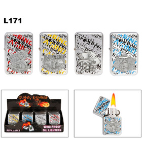 Assorted Casino Lighters L171
