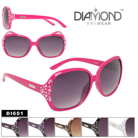 Rhinestone Sunglasses for Women DI601