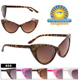 Cat Eye Sunglasses 806