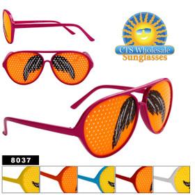 Mustache Glasses Wholesale - Style # 8037