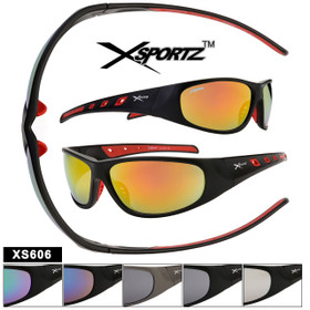 Xsportz Sports Sunglasses Wholesale - Style # XS606
