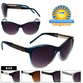 Bulk Designer Sunglasses - Style # 845